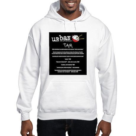 www.totalasianmove.com Hooded Sweatshirt