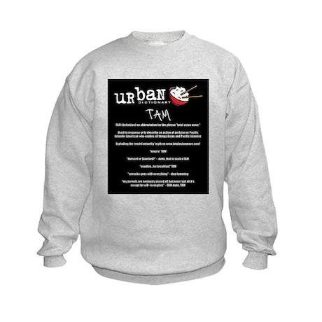 www.totalasianmove.com Kids Sweatshirt