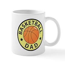 Basketball Dad Mug