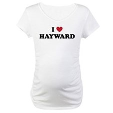 I Love Hayward California Shirt
