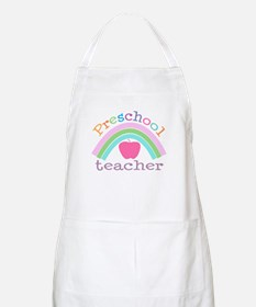 Preschool Teacher BBQ Apron