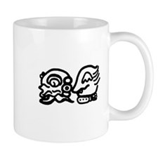 Maya Glyphs Mug