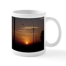 Sunrise Over Bellevue, Nebraska 1 Mug