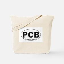 PCB (Panama City Beach) Tote Bag