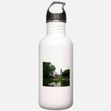 Reflections on Omaha 1 Water Bottle