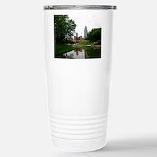 Reflections on Omaha 1 Travel Mug