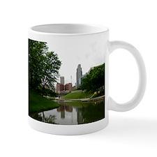Reflections on Omaha 1 Mug