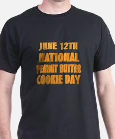 Peanut Butter Cookie Day T-Shirt