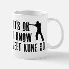 Jeet Kune Do Designs Mug
