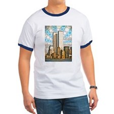 """""""Twin Towers 1995"""" T"""
