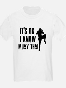 Muay Thai Designs T-Shirt