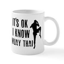 Muay Thai Designs Mug
