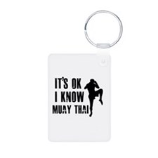 Muay Thai Designs Keychains