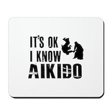 Aikido Designs Mousepad
