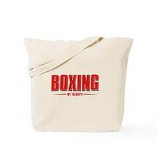 Boxing Designs Tote Bag
