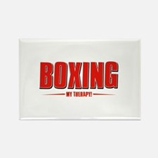 Boxing Designs Rectangle Magnet