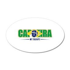 Capoeira Designs Wall Decal