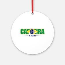 Capoeira Designs Ornament (Round)