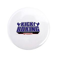 "Kickboxing Designs 3.5"" Button"