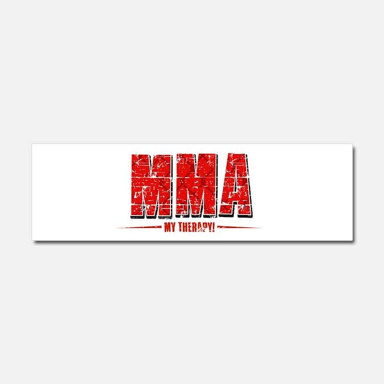MMA Designs Car Magnet 10 x 3