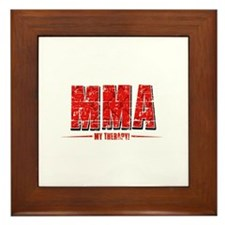 MMA Designs Framed Tile