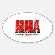MMA Designs Decal