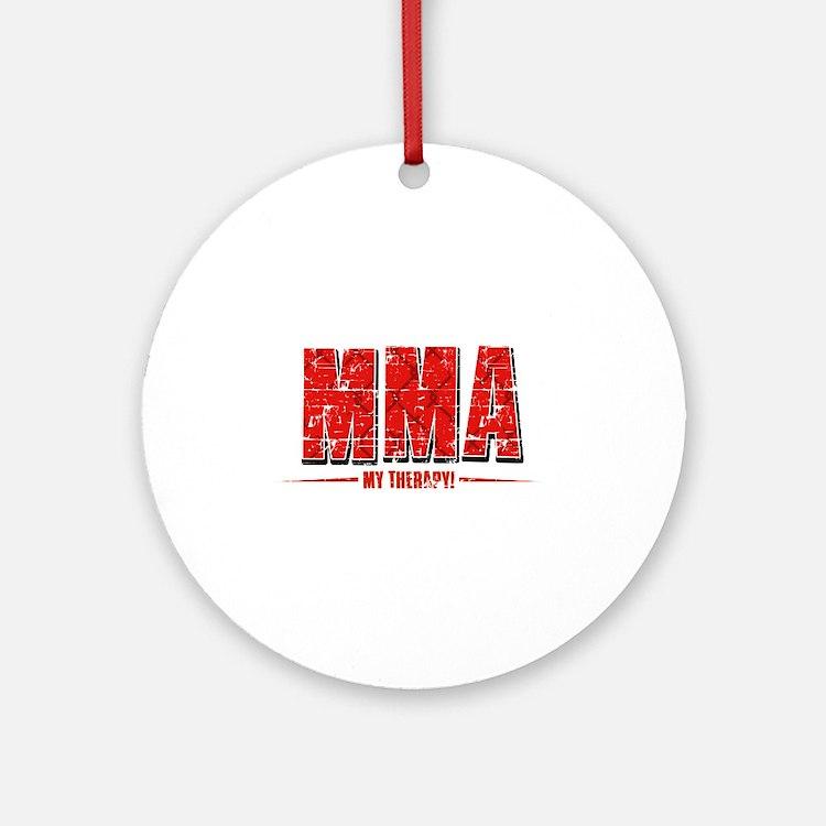 MMA Designs Ornament (Round)