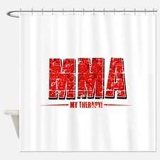MMA Designs Shower Curtain