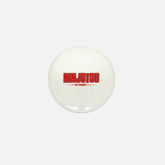 Ninjutsu Designs Mini Button