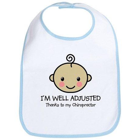 Well-Adjusted Baby (Med) Bib