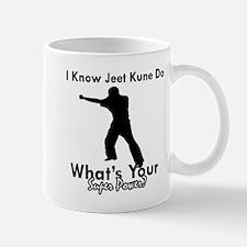 Jeet Kune Do Is My Superpower Mug