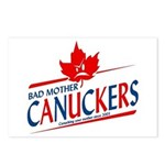 Canadian with Attitude Postcards (Package of 8)