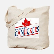 Canadian with Attitude Tote Bag