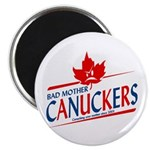 Canadian with Attitude Magnet