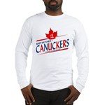 Canadian with Attitude Long Sleeve T-Shirt