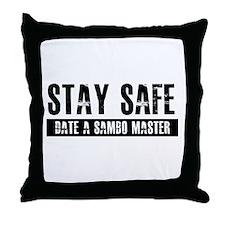 Sambo Designs Throw Pillow
