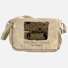 Wicked Good-NH-1-Sepia.png Messenger Bag