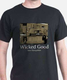 Wicked Good-NH-1-Sepia.png T-Shirt