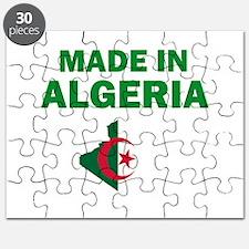 Made In Algeria Puzzle