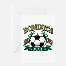 Dominican Football Greeting Card