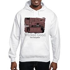 Wicked Good-NH-1-Red.png Hoodie