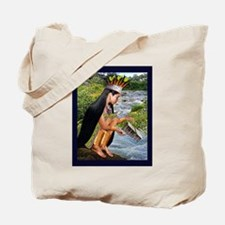RIVER TRANSFERENCE Tote Bag