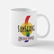 SunServe - We Help People Mug