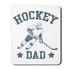 Hockey Dad Mousepad