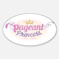 Pageant Princess the Musical Decal