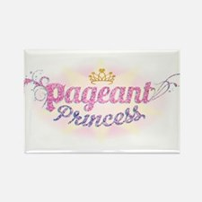 Pageant Princess the Musical Rectangle Magnet