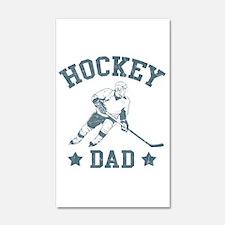 Hockey Dad Wall Decal