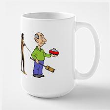 Evolution of Curling Mug