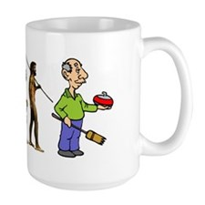 Evolution of Curling Mug