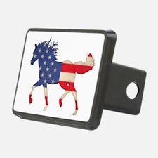 American Flag Horse Hitch Cover